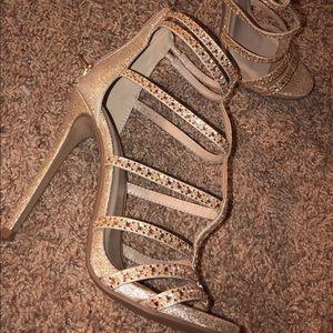Women's size 6.5 Charlotte Russe stilettos.
